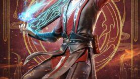 Battle Through the Heavens Poster 01